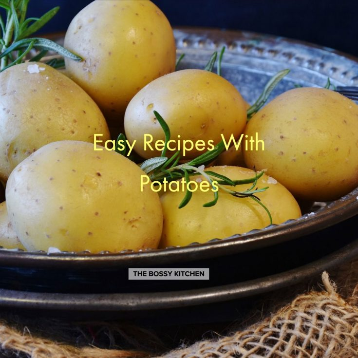 Recipes for tasty potatoes