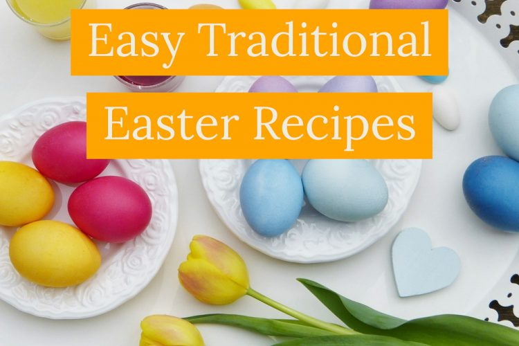 Easy American Traditional Easter Recipes