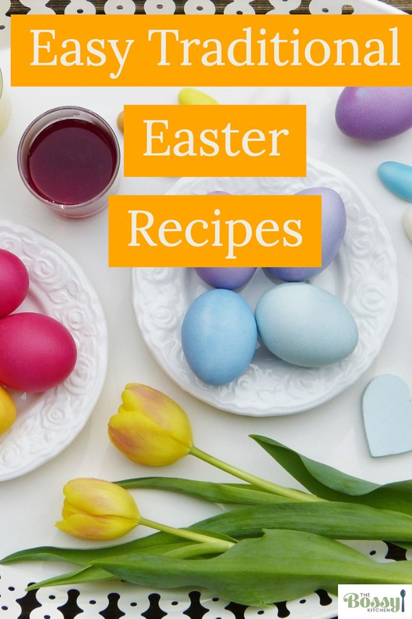 These are Easy Traditional Easter Recipes that many of you might be familiar with, if you live in United States. For the ones who are wondering what Americans eat for Easter, though, this list might look interesting.