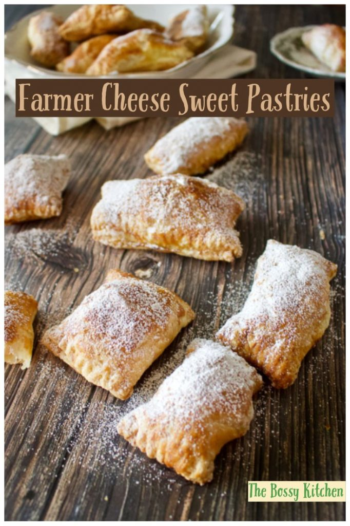 Farmer Cheese Sweet Pastries