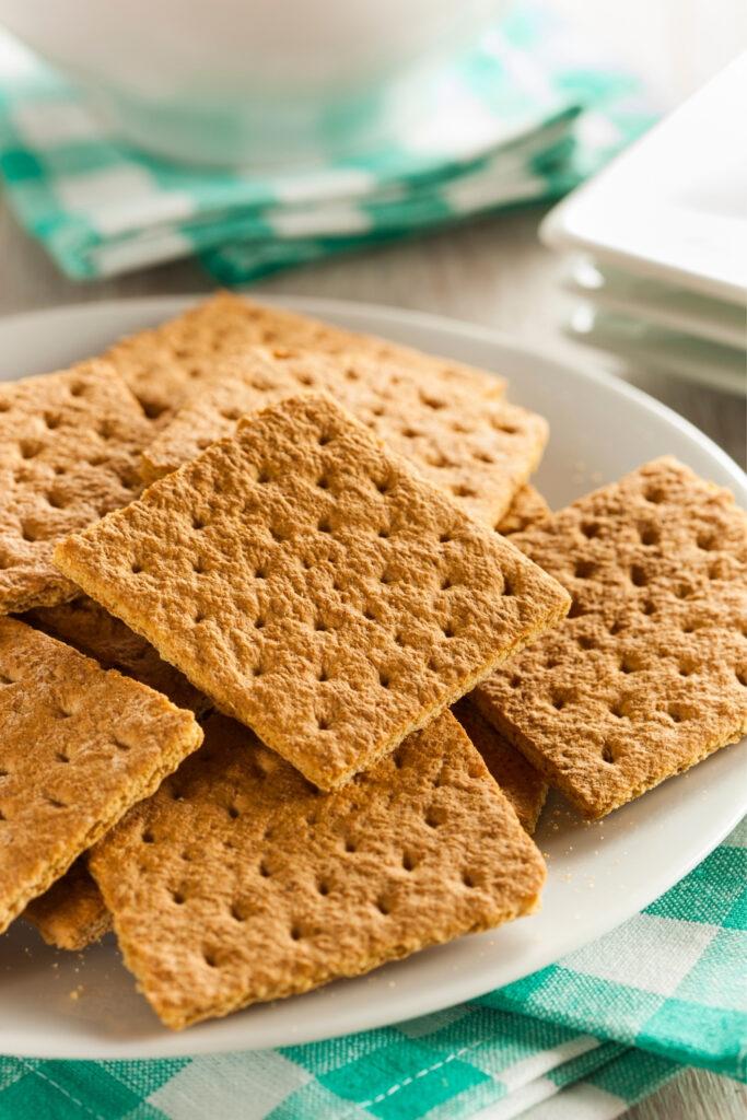 graham crackers for key lime pie bars