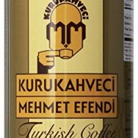 Kurukahveci Mehmet Efendi Turkish Coffee, 17.6 oz