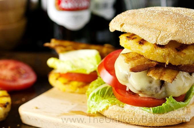Aloha Burger Recipe (Jollibee Copycat, Almost!)