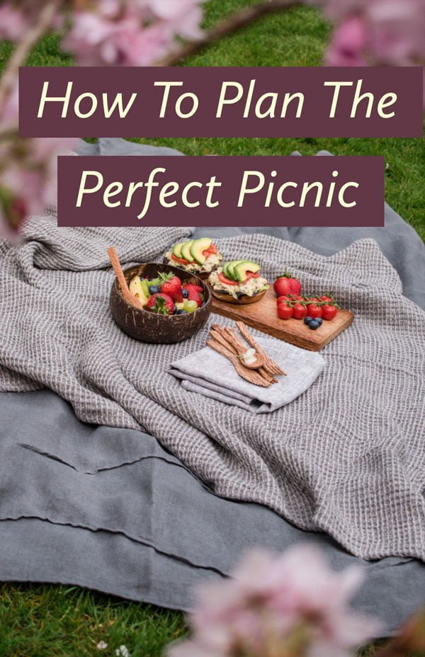 How to Plan The Perfect Picnic1