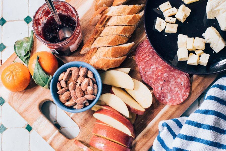 picnic charcuterie