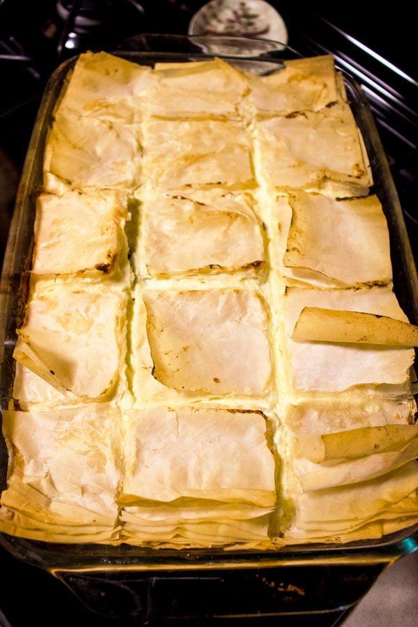Sweet Cheese Slab Pie1313
