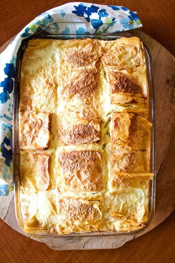 Sweet Cheese Slab Pie1616
