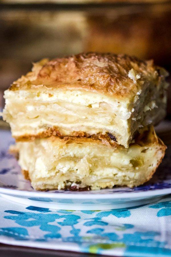 Sweet Cheese Slab Pie1717