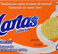 Gamesa Galletas Marias Cookies - 19.7 Oz Box