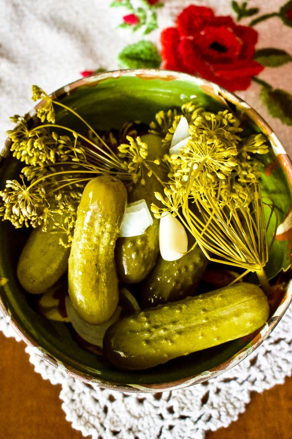 Summer Lacto Fermented Kosher Pickled Cucumbers1818