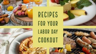 recipes for your Labor Day cookout1