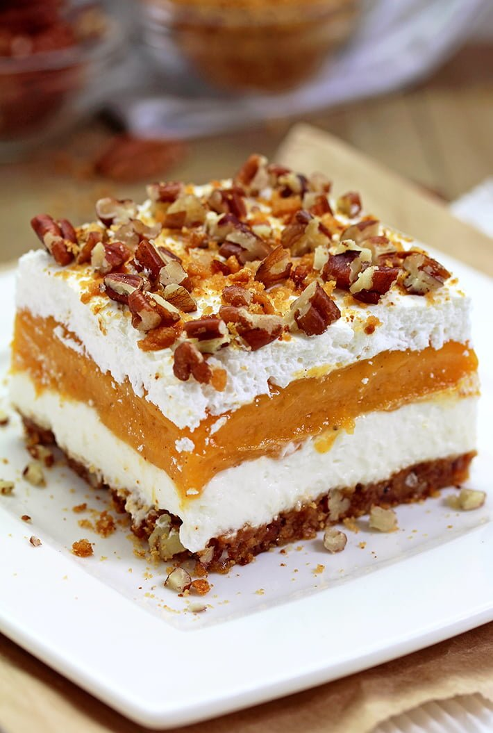 Pumpkin Lush - Sweet Spicy Kitchen