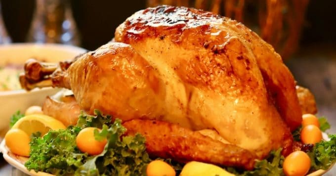 Simple, and Perfect Roast Turkey
