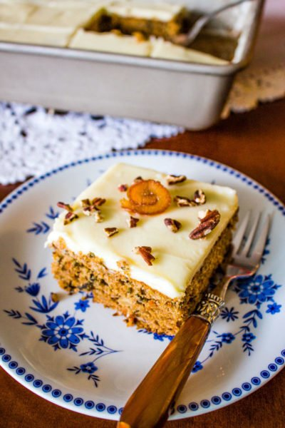 Carrot Cake With Pineapple00