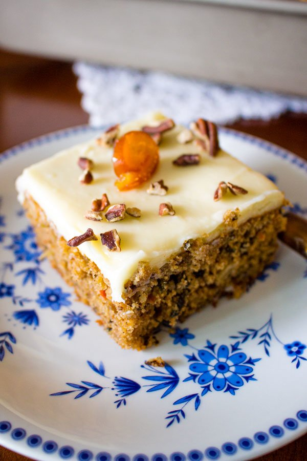 Carrot Cake With Pineapple11