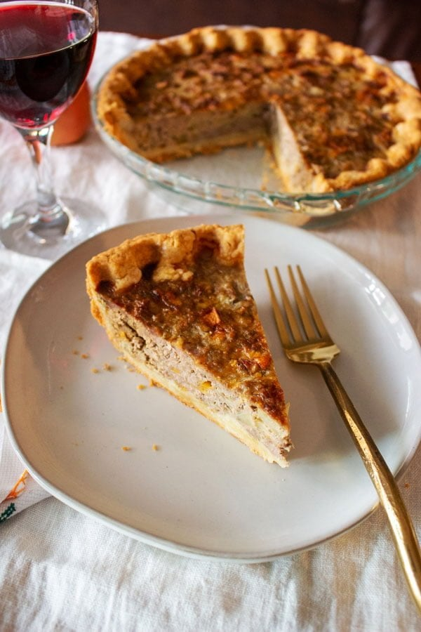 Celtic Pork Mince Tart55