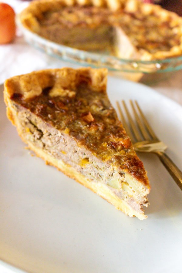 Celtic Pork Mince Tart66