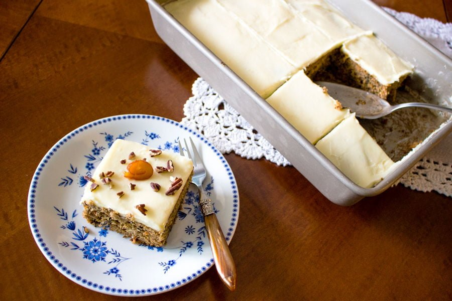 carrot cake with pineapple1313