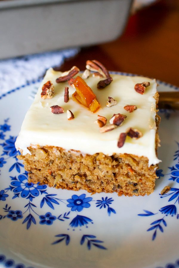 carrot cake with pineapple33