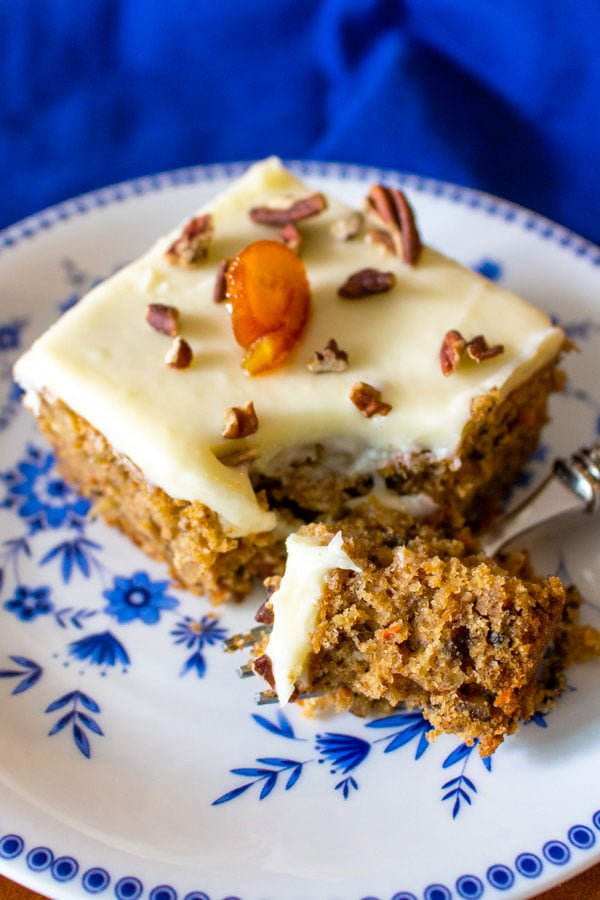 carrot cake with pineapple77