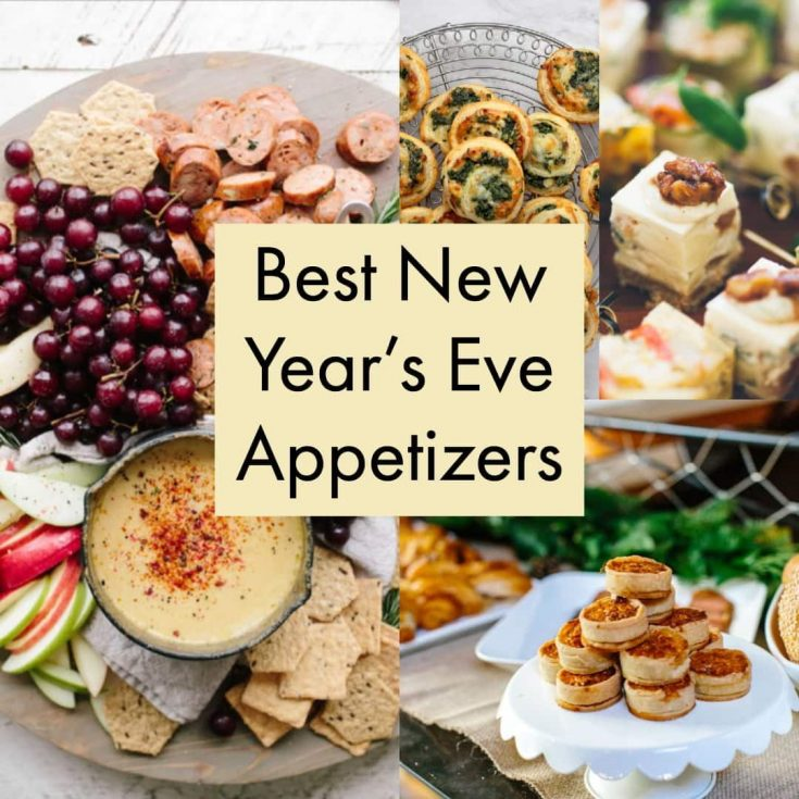 Best New Year's Eve Appetizers