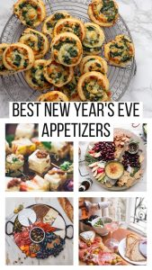Best New YearsEve appetizers