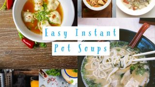 Easy instant pot square