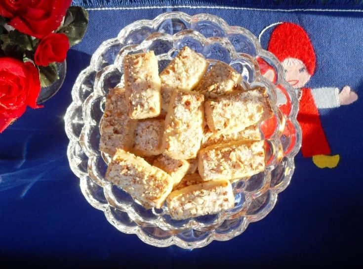 Finsk Brød (Finnish Shortbread), traditional Scandi cookies!