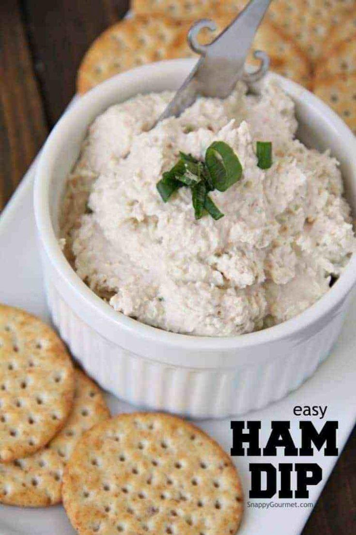 Ham Dip Recipe (Quick & Easy)