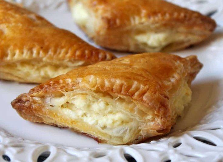 Tiropita: A Greek-Style Feta Cheese Appetizer
