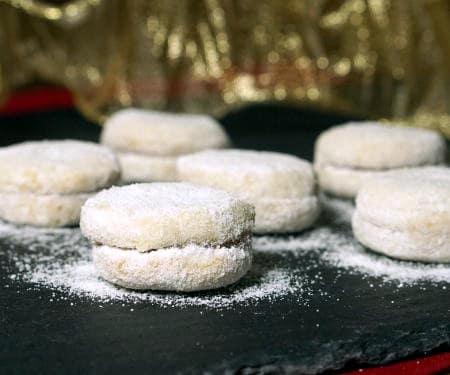 Vanilice (Serbian Little Vanilla Cookies) • Curious Cuisiniere