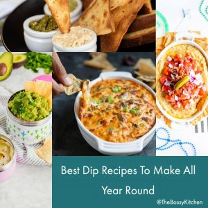 Best Dip Recipes To Make All Year Round square