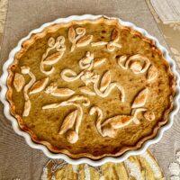 Whiskey Flavored Pumpkin Pie0
