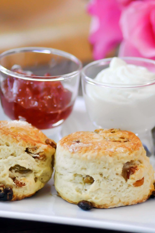 Easy delicious British style scones