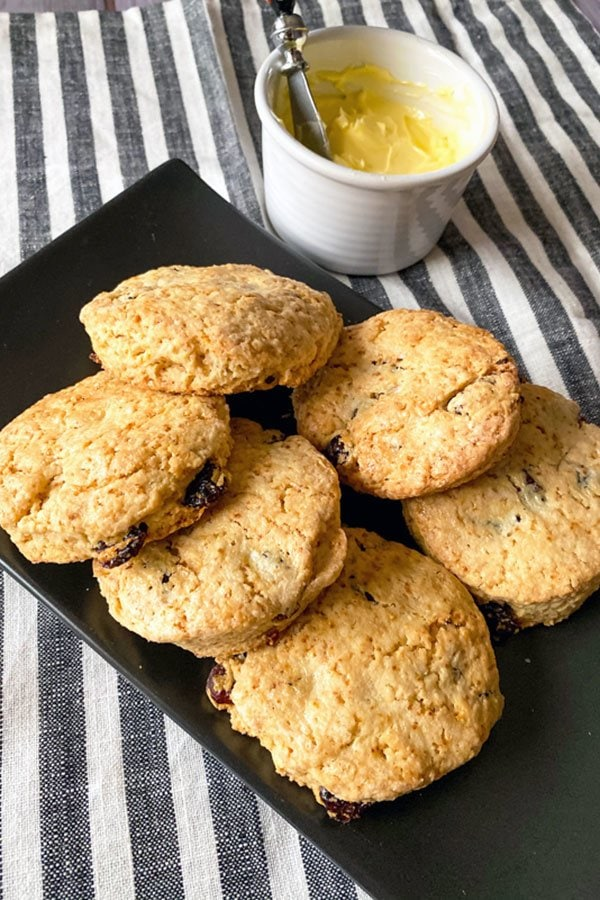 Easy delicious British style scones55