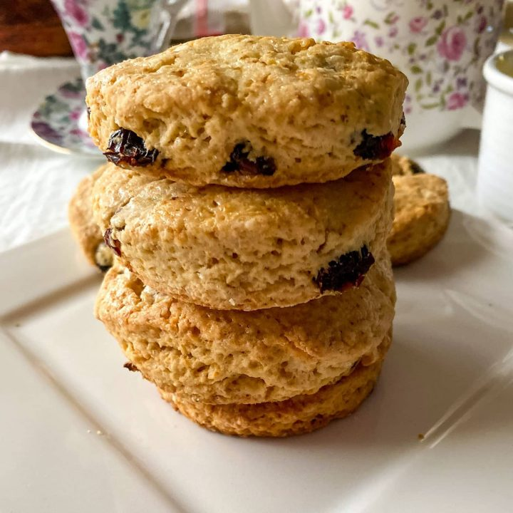 Easy delicious British style scones66