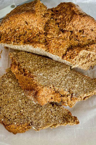 Irish Brown Soda Bread With Molasses1313