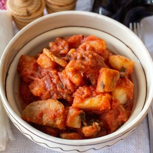 Easy Potato and Meat Stew44
