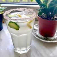 Cucumber Ginger Lavender Lemonade66
