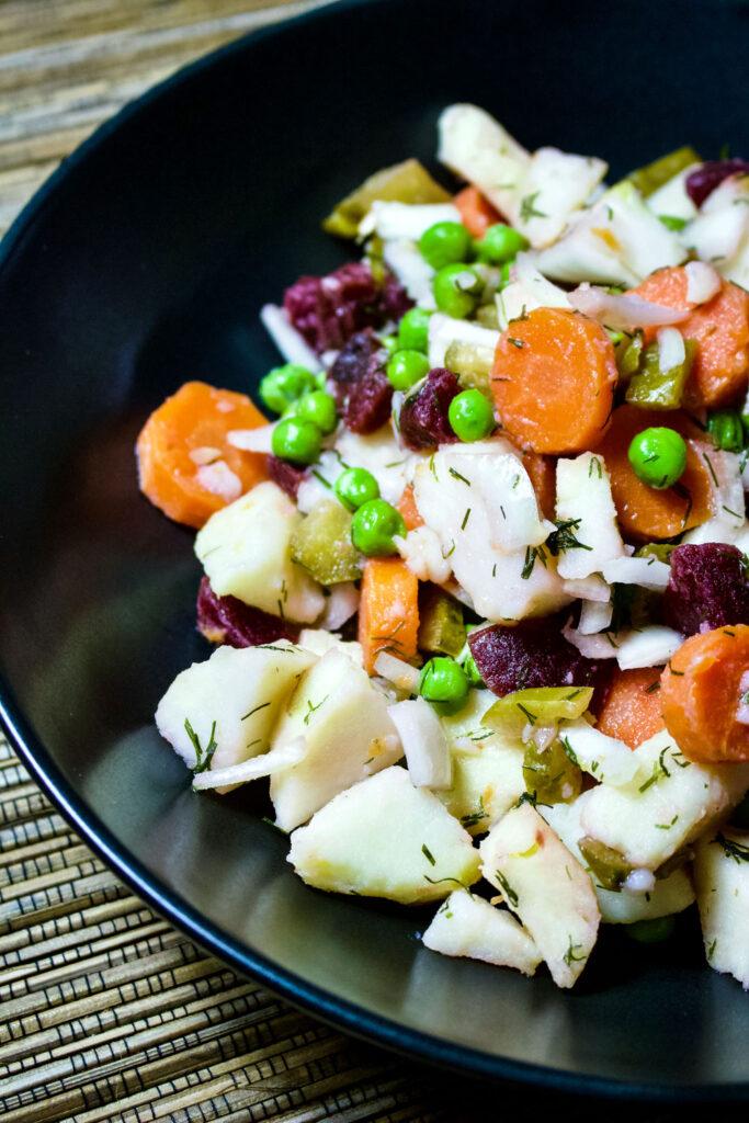 Russian Vinaigrette Salad22
