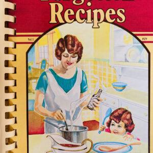 Forgotten Recipes cookbook cover